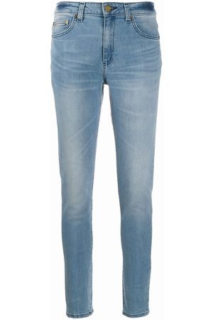 Michael Kors Mujer Skinny - Mid-rise jeans