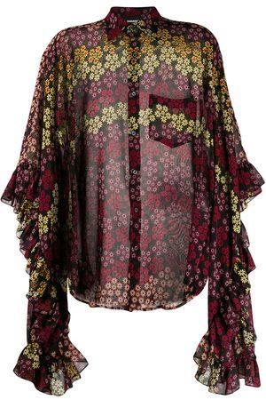 Dsquared2 Blusa con motivo floral