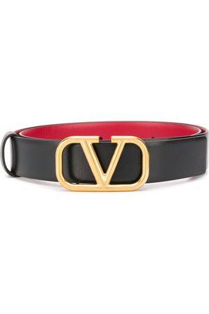 VALENTINO GARAVANI Cinturón reversible con VLOGO