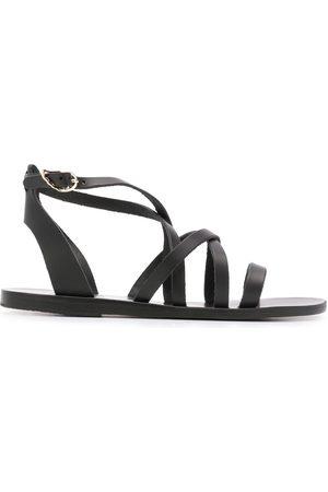 Ancient Greek Sandals Sandalias Delia con tiras cruzadas