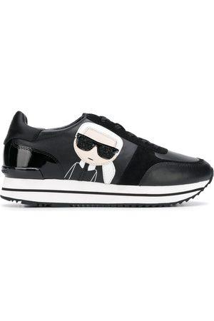 Karl Lagerfeld Zapatillas de plataforma