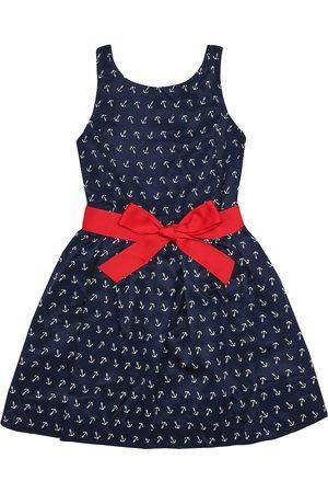 Ralph Lauren Printed twill dress