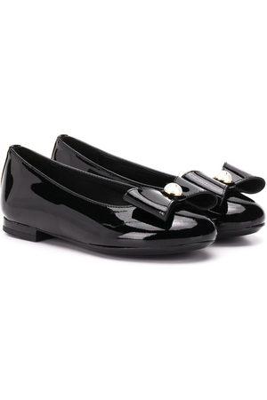 Dolce & Gabbana Flats con detalle de moño