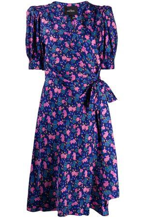 Marc Jacobs Vestido midi con motivo floral