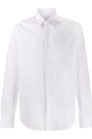 LANVIN Hombre Camisas - Camisa con botones ocultos