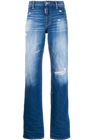 Dsquared2 Mujer Acampanados - Jeans Dalma Angel