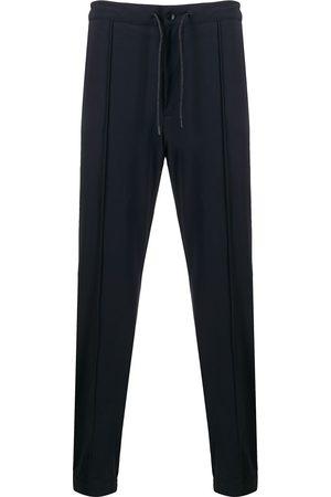 Z Zegna Pantalones con cordones en la cintura