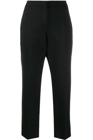 Alexander McQueen Pantalones capri