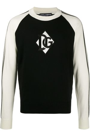 Dolce & Gabbana Jersey con parche de logo