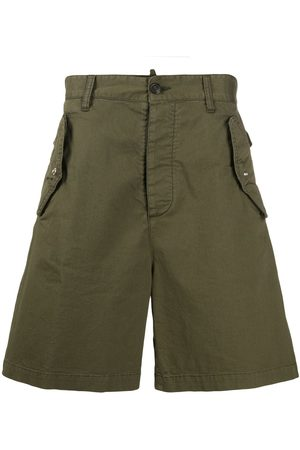 Dsquared2 Wide leg cargo shorts