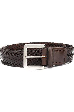 adidas Hombre Cinturones - Cinturón trenzado con hebilla