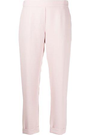 P.a.r.o.s.h. Pantalones slim lisos