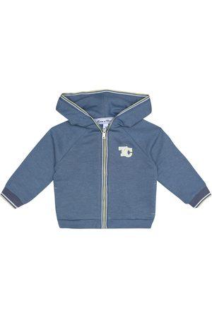Tartine Et Chocolat Baby cotton-blend hoodie