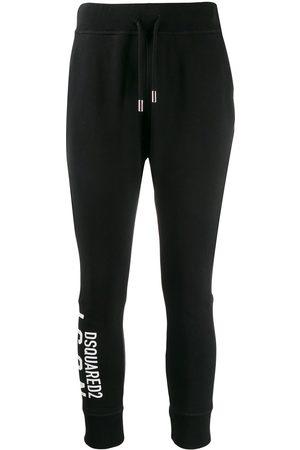 Dsquared2 Pants con logo Icon