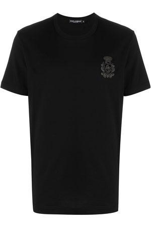 Dolce & Gabbana Logo crest T-shirt
