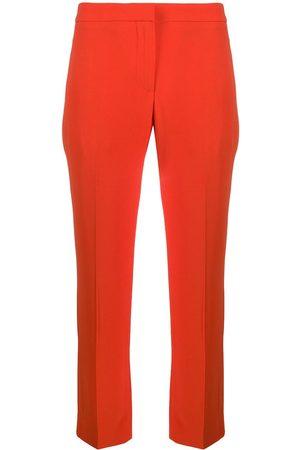 Alexander McQueen Pantalones slim de vestir