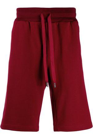 Dolce & Gabbana Shorts deportivos con parche del logo