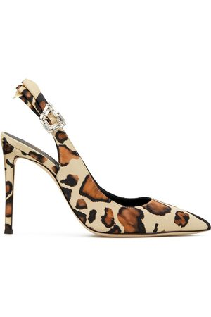 Giuseppe Zanotti Zapatos de tacón con hebilla