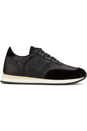 Giuseppe Zanotti Low top panelled sneakers