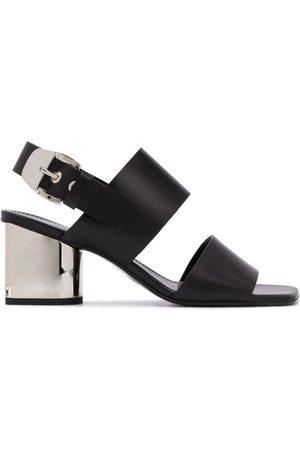 Proenza Schouler Mirrored heel 70mm sandals