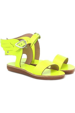 Ancient Greek Sandals Little Ikaria leather sandals