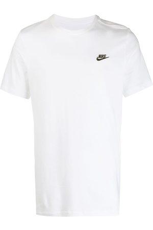 Nike Hombre Playeras - Playera con logo bordado
