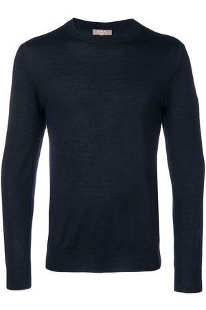 N.PEAL Hombre Suéteres - Suéter con cuello redondo