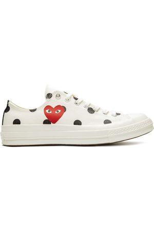 Converse X Comme des Garçons PLAY Chuck 70 OX sneakers