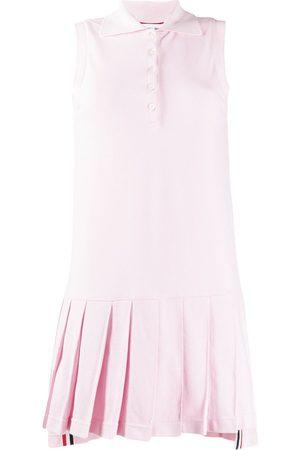 Thom Browne Mujer Vestidos - Vestido sin mangas con detalle de pliegues