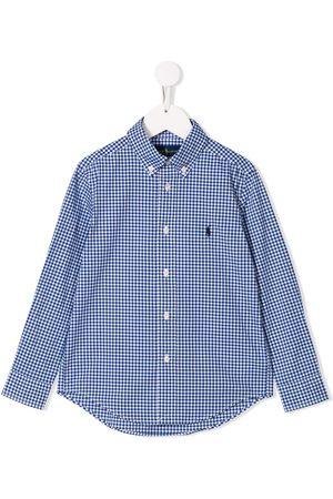 Ralph Lauren Niño Camisas - Camisa a cuadros