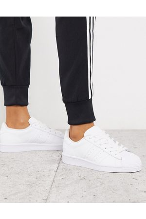adidas Mujer Tenis - Superstar trainers in triple white