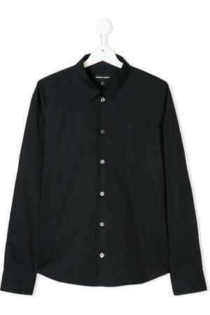 Emporio Armani Niño Polos - Camisa clásica