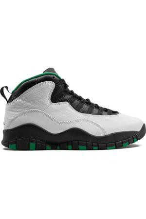 Jordan Air 10 'Seattle Supersonics' sneakers