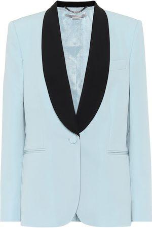 Stella McCartney Stretch-wool blazer