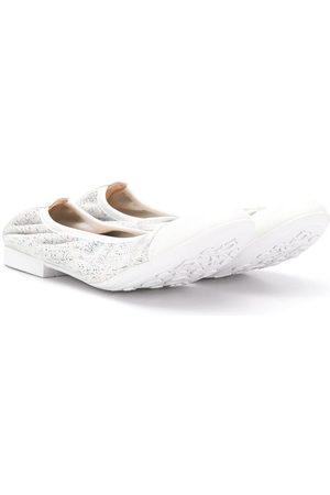 Geox Bow ballerina shoes