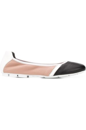Hogan Wrap flat ballerina shoes