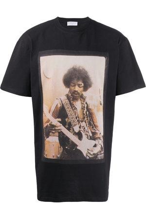 Ih Nom Uh Nit Jimi Hendrix printed T-shirt