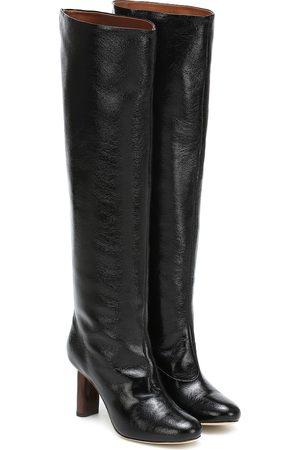 REJINA PYO Allegra leather knee-high boots