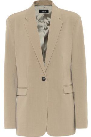 Joseph New Laurent wool-blend blazer