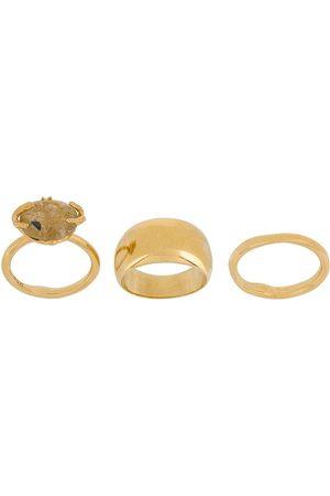 WOUTERS & HENDRIX Mujer Anillos - Set de tres anillos
