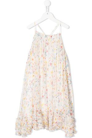 Stella McCartney Niña Estampados - Floral print dress