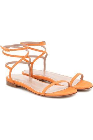 Stuart Weitzman Merinda suede sandals