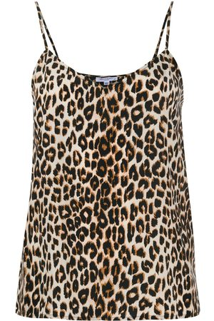 Equipment Leopard-print camisole