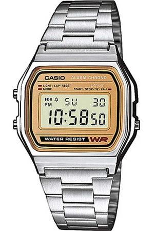 Casio Reloj A158-wea One Size Yellow