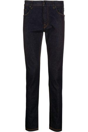 Fendi Jeans slim con detalle con motivo militar
