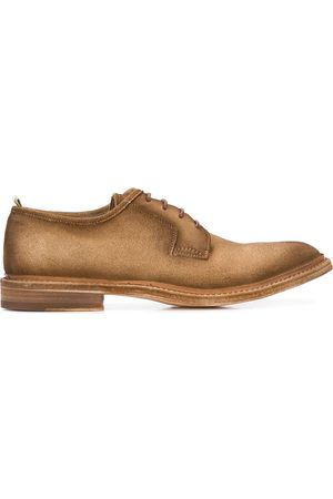 Officine creative Zapatos derby con tacón bajo