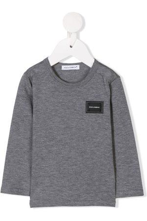 Dolce & Gabbana Camiseta con manga larga