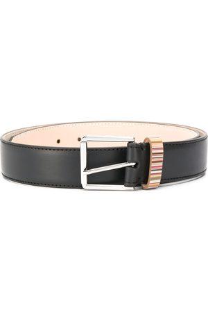 Paul Smith Cinturón delgado con hebilla
