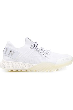 Philipp Plein Ribbed low-top sneakers