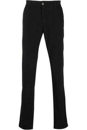 Kenzo Pantalones tipo chino de corte slim